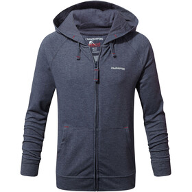 Craghoppers NosiLife Ryley Hoody Kids Soft Navy Marl